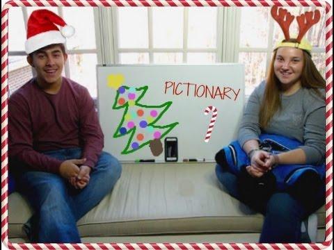 PICTIONARY | CHRISTMAS EDITION