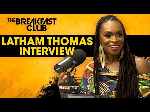 Latham Thomas On Healthy Habits And Self-Care Practices During Pregnancy thumbnail