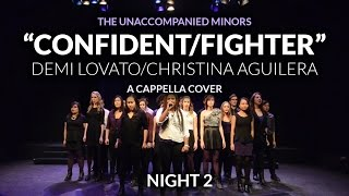 Confident Fighter Night 2 feat. Mickey Dyke - The Unaccompanied Minors A Cappella Cover