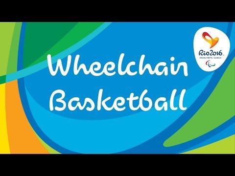 Rio 2016 Paralympic Games   Wheelchair Basketball Day 1