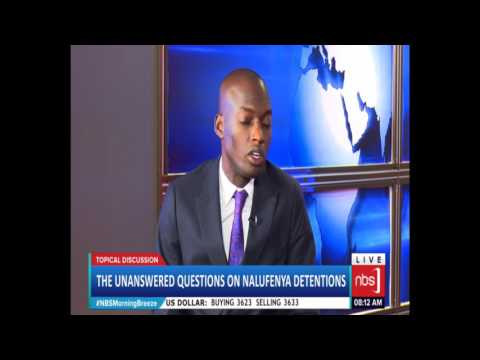 The Unanswered Questions of Nalufenya Detentions (Julius Galisonga)