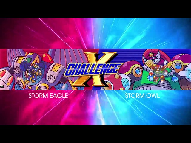 X Challenge 2-1 [Buster-Only] - Mega Man X Legacy Collection