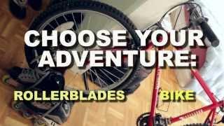surprise surprise chase adventure interactive video