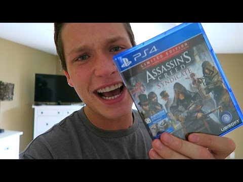 I GOT ASSASSIN'S CREED EARLY!