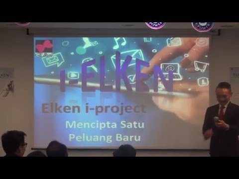 iElken Business Opportunity in Thailand by PCM MCCM Wong Chew Wah (English/Thai) Part 1