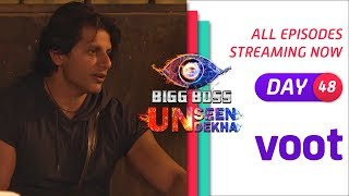 Bigg Boss S12 - Day 48 - Watch Unseen Undekha Clip Exclusively on Voot