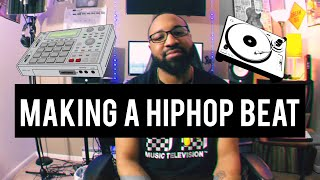 This Beat Came Out CRAZY!! (making a boom bap hip hop beat)