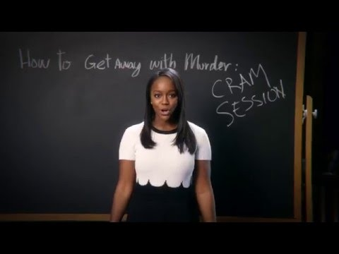 Keating Students Recap Season 2 - How To Get Away With Murder (HTGAWM)