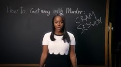Keating Students Recap Season 2 - How To Get Away With Murder (HTGAWM)