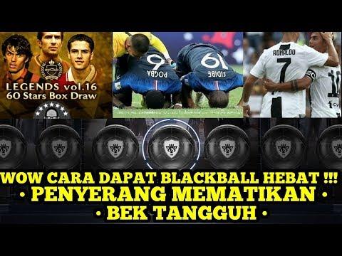 KEREN | BLACKBALL HEBAT !!! PENYERANG MEMATIKAN + BEK KUAT !!!