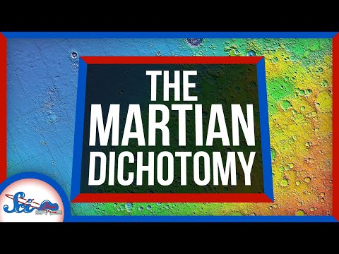 Mars's Surface Is Messed Up | The Martian Dichotomy
