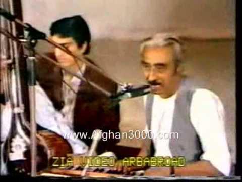 Ustad Rahim Bakhsh - Zuolaikha (Old Afghan Song)