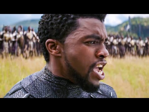 AVENGERS 3: INFINITY WAR Starbucks in Wakanda TV Spot Trailer (2018)