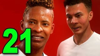 FIFA 18 The Journey 2 - Part 21 - The Bromance is Real