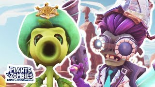 Plants vs. Zombies: Battle for Neighborville - NOWA MAPA! Urwista Góra