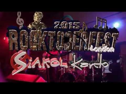 Kanto by Siakol @ Rocktoberfest2015 Live in London