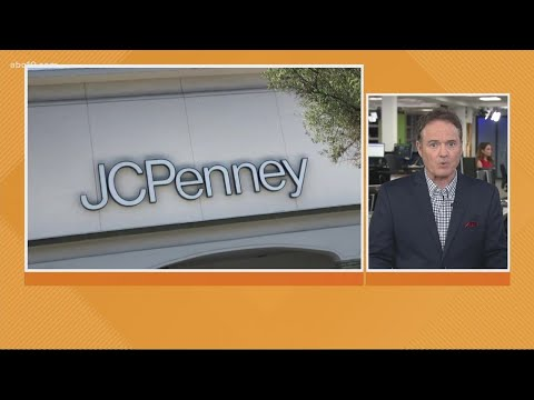 J.C. Penney Files for Bankruptcy, Closing Some Stores