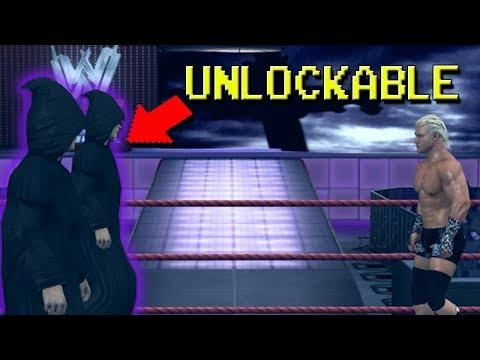 15 Of The Strangest Unlockable Wrestlers In Wrestling Video Games