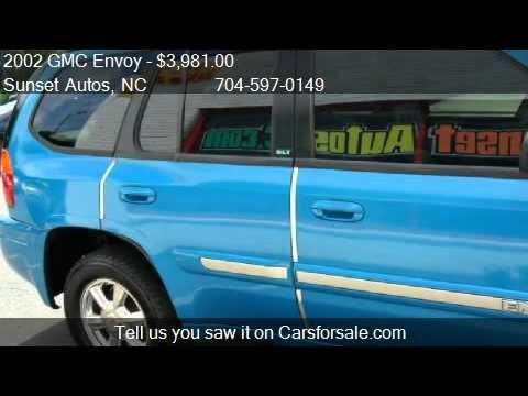 2002 GMC Envoy SLT 2WD - for sale in Charlotte, NC 28269