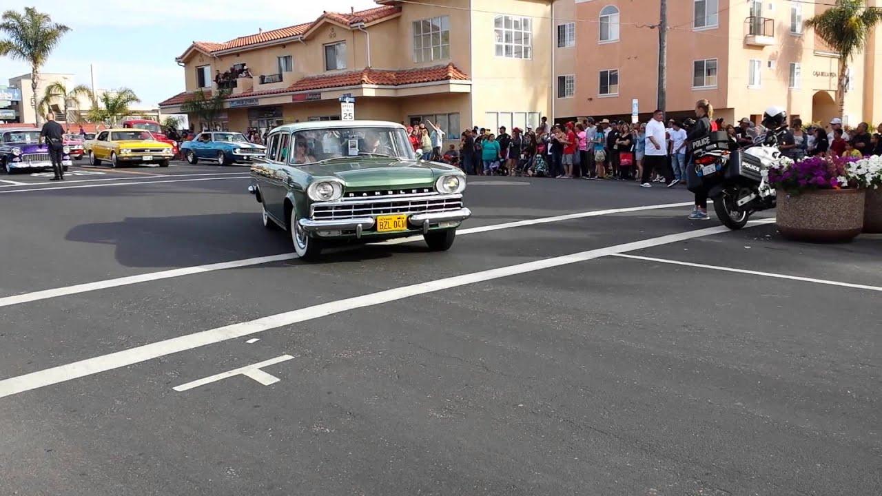 Pismo Beach Car Show Parade YouTube - Classic car show pismo beach