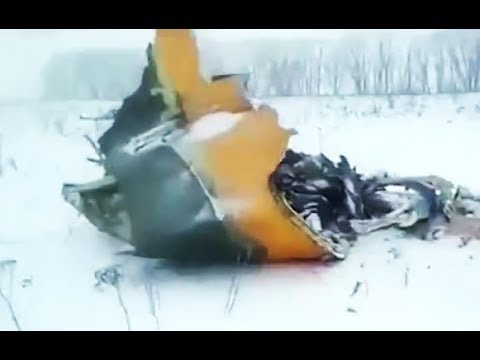 Russia jet carrying 71 people crashes after Moscow take-off