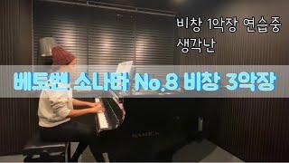 취미생활 성인피아노 베토벤 피아노 소나타 8번 비창 3…