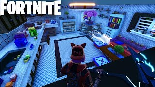 *BEST* HIDE AND SEEK FFA MAP IN FORTNITE CREATIVE (CODES IN DESCRIPTION) RATS IN THE HOUSE
