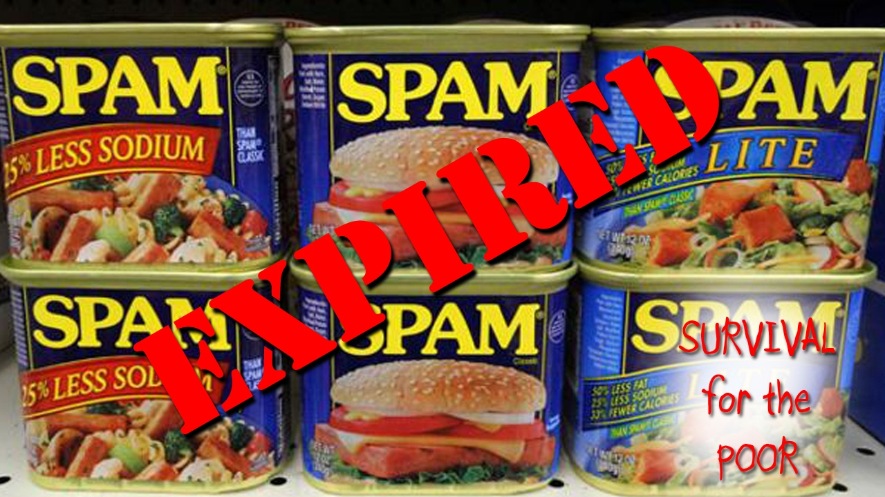 Expired Foods Not To Eat