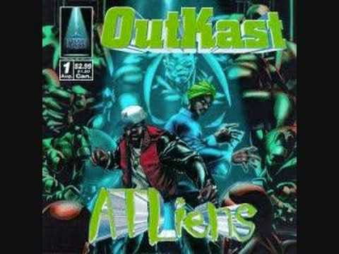 Outkast - E.T. (Extra Terrestrial)