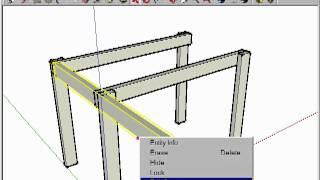 Make: SketchUp workbench tutorial