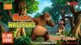 Le livre de la Jungle Saison 2 Épisode 12 Home Wreckers