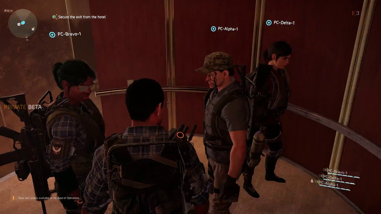 The Division 2 hands-on -- A boss fight