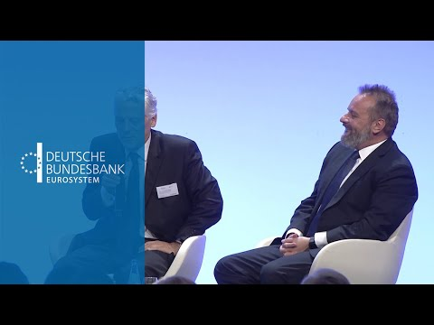 Bundesbank Symposium 2018: Wie grün sollte die Finanzwelt sein? - Podiumsdiskussion