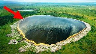 Die 10 Geheimnisvollsten Seen der Welt!