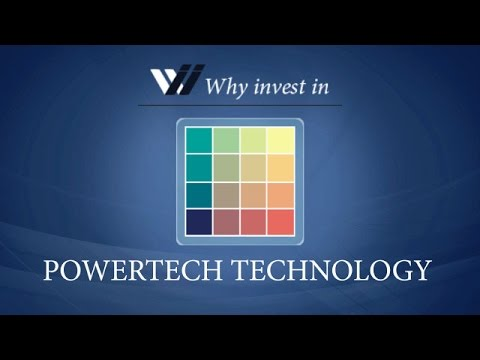 Powertech Technology - Why invest in 2015