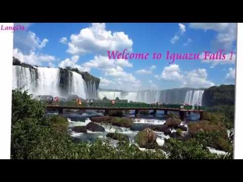Iguazu Falls, Argentina & Brazil | Iguazu Waterfall, World Wonder of Nature