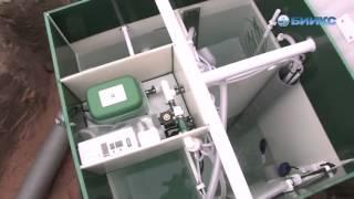 видео Септик ТАНК: устройство и монтаж, инструкция как установить своими руками