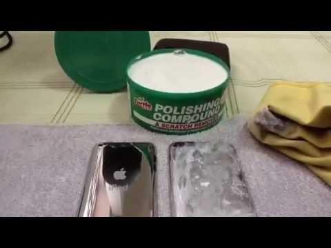Eliminar rayones en ipod ipad iphone y autos youtube for Productos para eliminar pececillos de plata