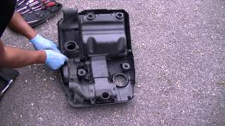 VW Polo 1.2 Oil & Filter Service Battery Change and Spark Plugs DIY