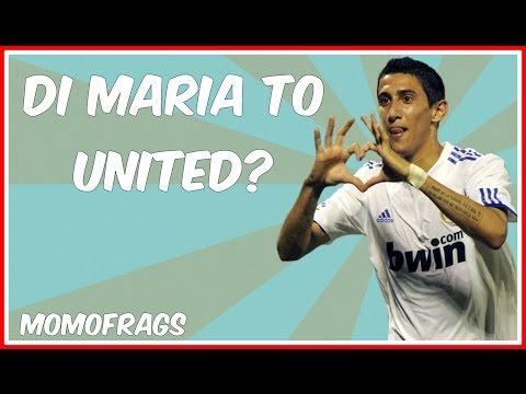 Transfer News | Di Maria To Manchester United?