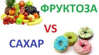 Польза и вред фруктозы. Можно ли использовать фруктозу вместо сахара?