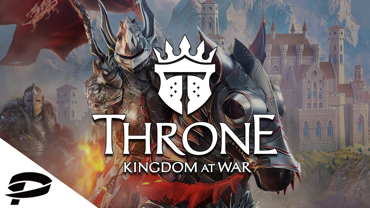 Throne Kingdom At War The Guardians Youtube