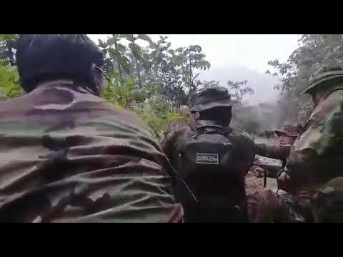 Policía presenta videos