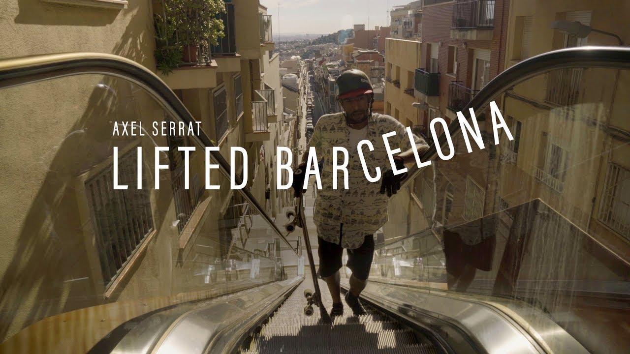 Download Arbor Skateboards :: Axel Serrat - Lifted Barcelona