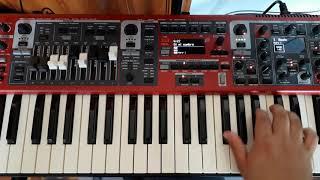 Rosalía  - Di mi nombre cap.  8: Éxtasis (cover piano)