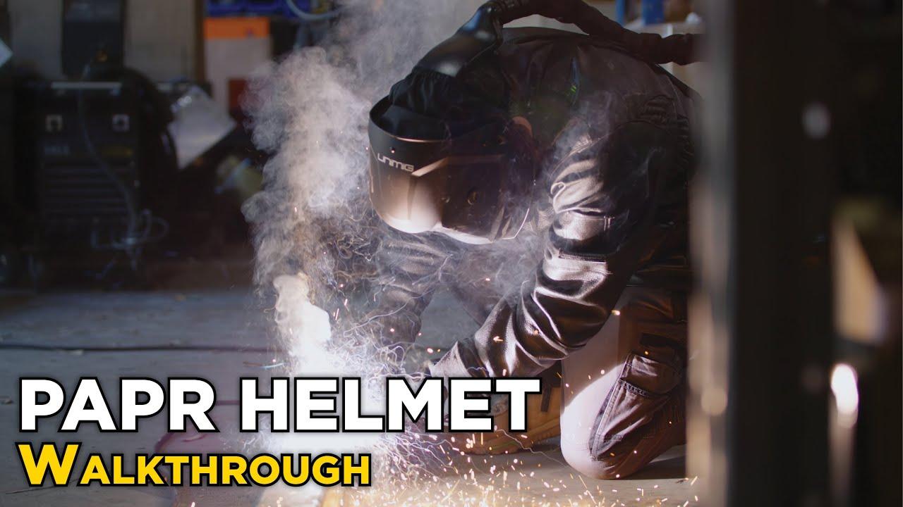 Download PAPR Helmet Walkthrough