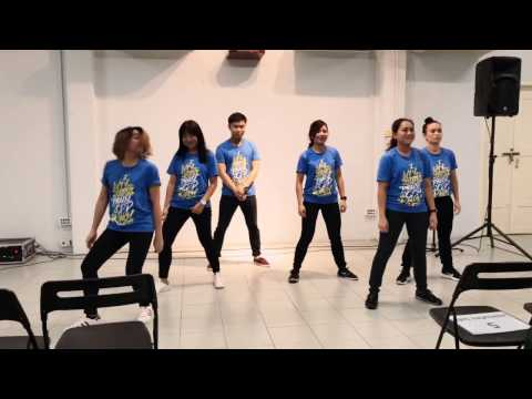 """When Jesus Say Yes"" LOJ Singapore Dance Ministry"