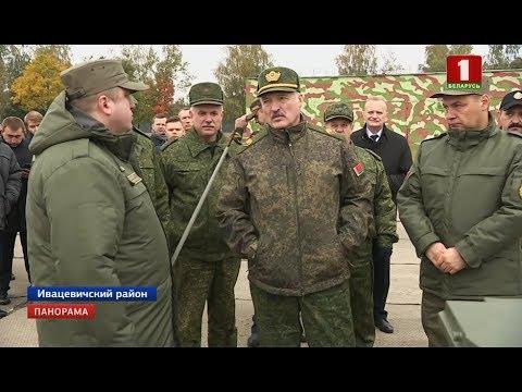 Новинки военной и специальной техники отечественного производства представили Президенту. Панорама