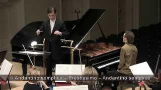 Pjotr Tšaikovski - Klaverikontsert nr 1 b-moll op 23 (II Andantino semplice - Prestissimo...)