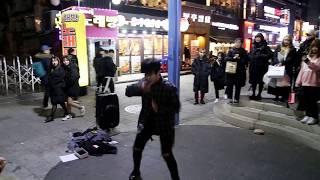 JHKTV] 홍대댄스디오비hong dae k-pop dance dob never ever